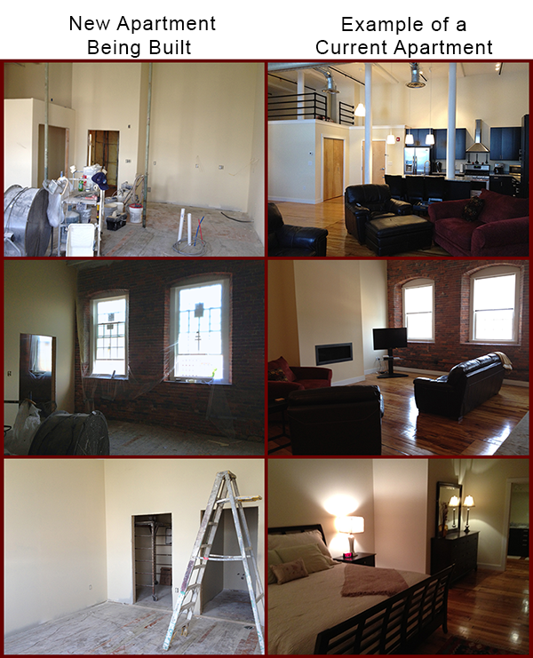 Picturesque Garage Apartment 43023pf: 7 New Construction Luxury Apartments Still Available For